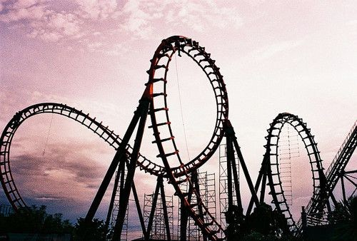 Are You Riding The Self-Confidence Rollercoaster?