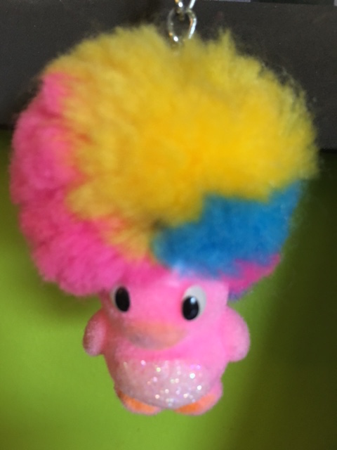 How a Pink Duck With a 'Fro Helps Me Practice a Different Kind of Self-Talk