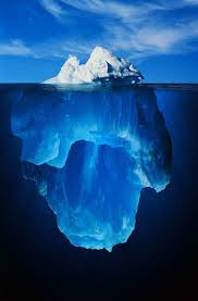The Iceberg Illusion of Success: Don't Be Fooled Because You Can't See The Failures