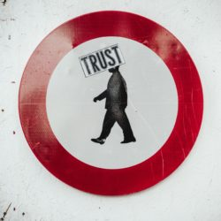 The real reason people trust you
